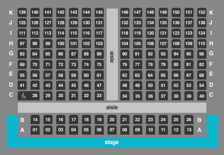 Our Seating Plan